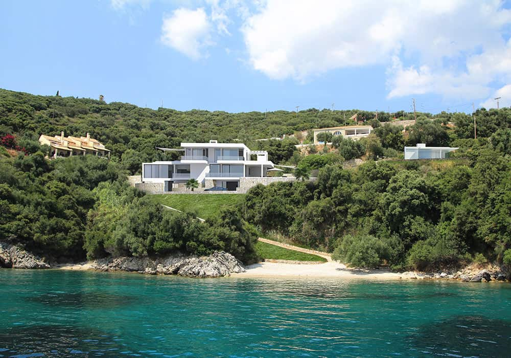 Villa Barbati Corfu | Real Estate & Development Company | HSL Corfu
