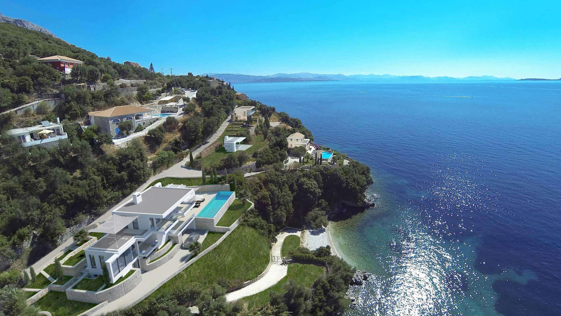 Villa Anna Corfu | HSL Corfu