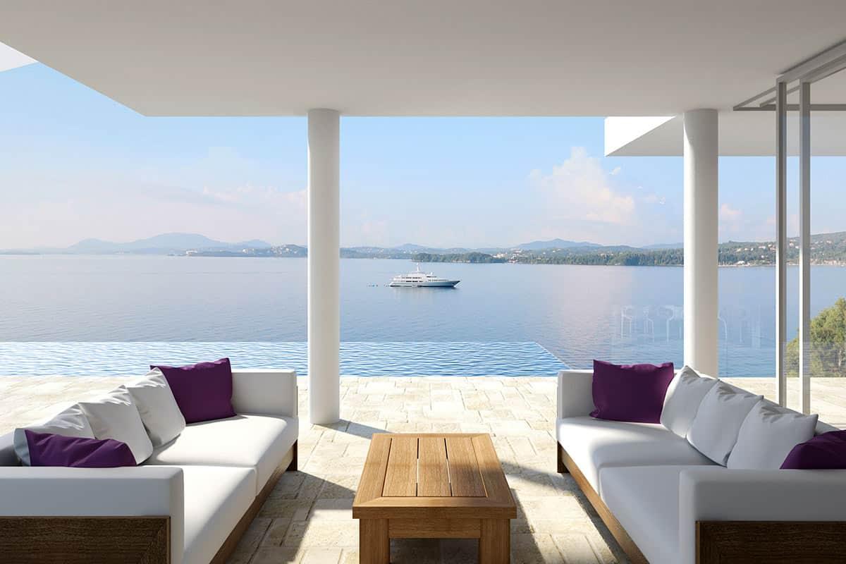 Villa Barbati Corfu | Real Estate & Development Company | HSL Corfu