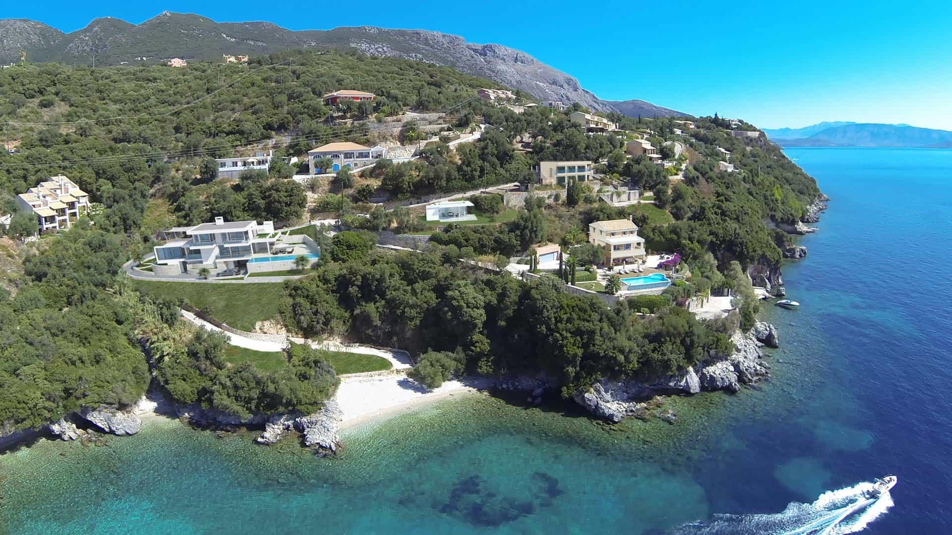 Villa Rosa Corfu | HSL Corfu