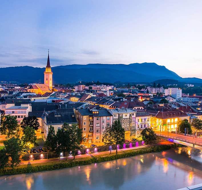 Villach Austria | HSL Real Estate & Development Company